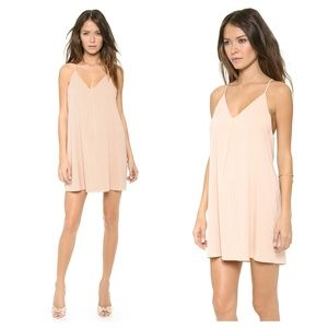 Alice + Olivia Dresses - ALICE+OLIVIA - NWT Fierra Silk Slip Dress - Pink